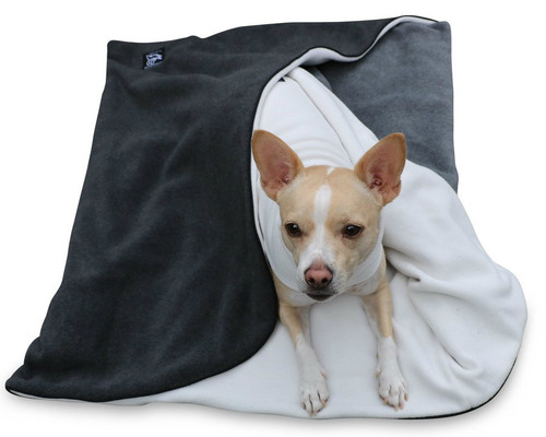 Quality Dog Bed and Blanket in One