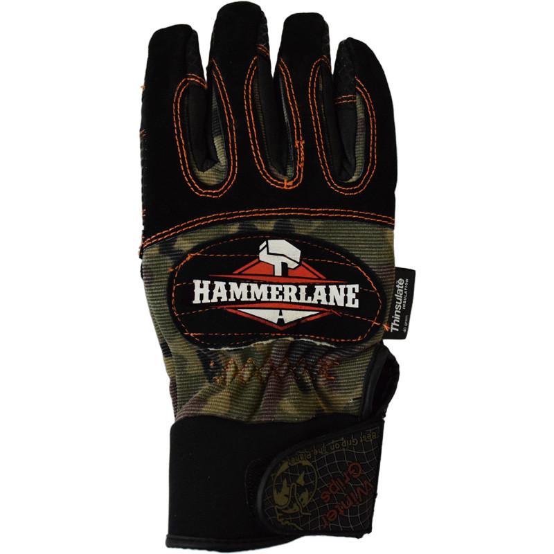 Hammer Lane Multipurpose Mens Trucker Gloves Camo