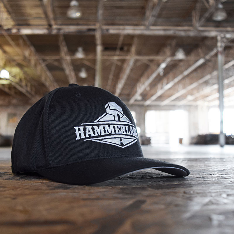 Original Black Hammer Lane Hat In Warehouse