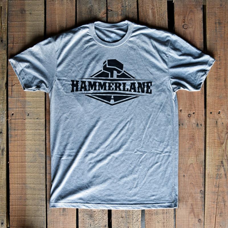Hammer Lane Logo T-Shirt On Pallet