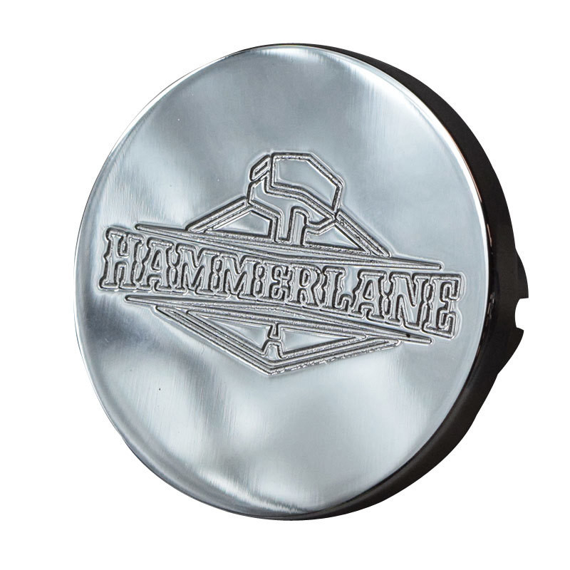 Engraved Hammerlane Tractor Trailer Air Brake Knob Circle