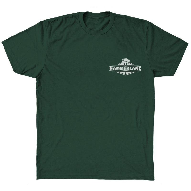 Limited Edition Hammer Lane Trucker T-Shirt Front