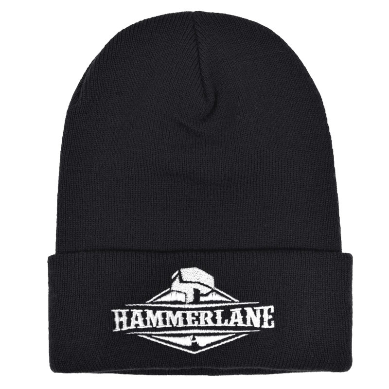 Original Hammer Lane Logo Beanie Black