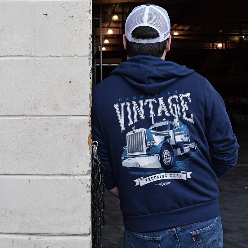 Hammer Lane Vintage Hoodie
