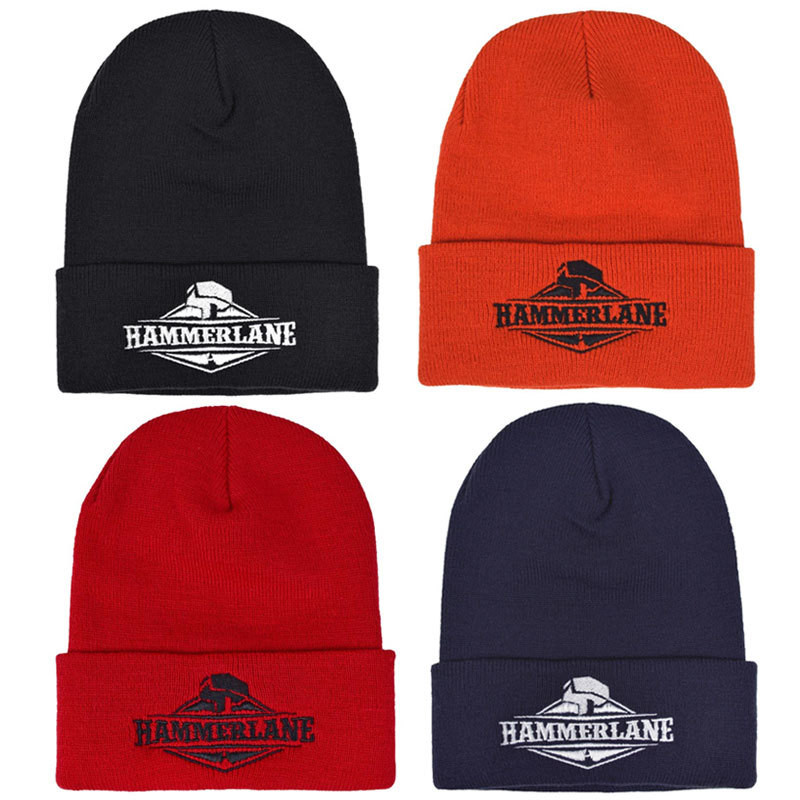 Hammer Lane Beanie Color Options