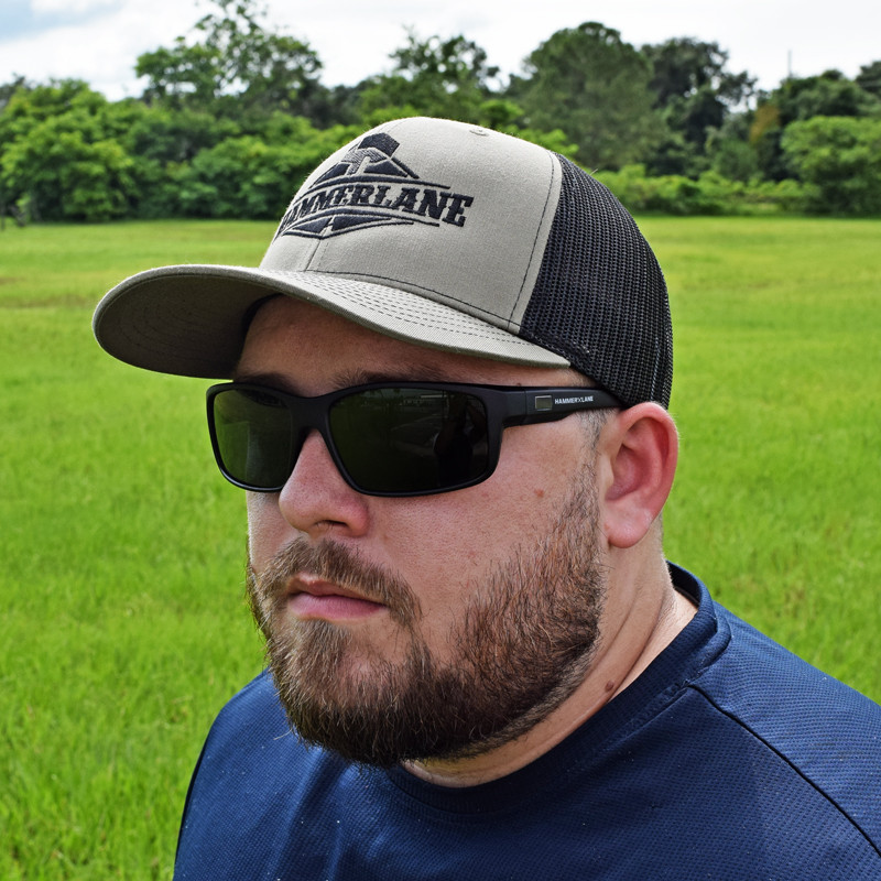 Hammerlane Original Polarized Sunglasses On Side