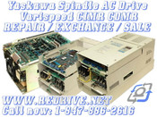 REPAIR 460AFD15-G+ Crane Drive Impulse G+ 460VAC 11kW MagneTek AC Drive GPD503-DS318 Yaskawa CIMR-G3*4011