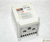 0.5HP 230V Yaskawa V7-4X Varispeed CIMR-V7CU20P44 Drive