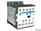 LC1K1210G7 Schneider Electric Mini Contactor Non-Reversing 20A 120VAC coil
