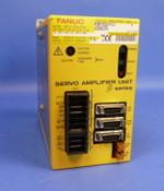 A06B-6093-H101 FANUC SERVO AMPLIFIER UNIT SVU SERVO DRIVE Repair and Exchange Service