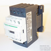 LC1D258G7 Schneider Electric Contactor Non-Reversing 40A 120VAC coil