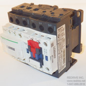 LC2D25T7 Schneider Electric Contactor Reversing 3-pole 40A 480VAC coil