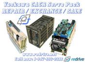 Repair Exchange CACR Yaskawa Servopack Servo Drive CACR-SR CACR-HR CACR-IR CPCR CACR-PR SIGMA SGDB