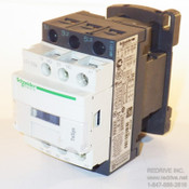 LC1D09U7 Schneider Electric Contactor Non-Reversing 20A 240VAC coil