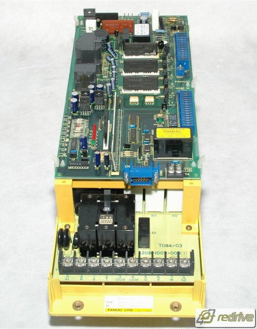 Fanuc Servo Amplifier A06B-6058-H005