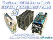 REPAIR CPCR-MR154K2 Yaskawa DC Servo Drive Unit
