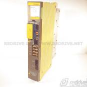 A06B-6096-H116 FANUC Servo Amplifier Module SVM1-130S FSSB alpha servo amp. Single axis A06B-6096 CNC AC servo drive.