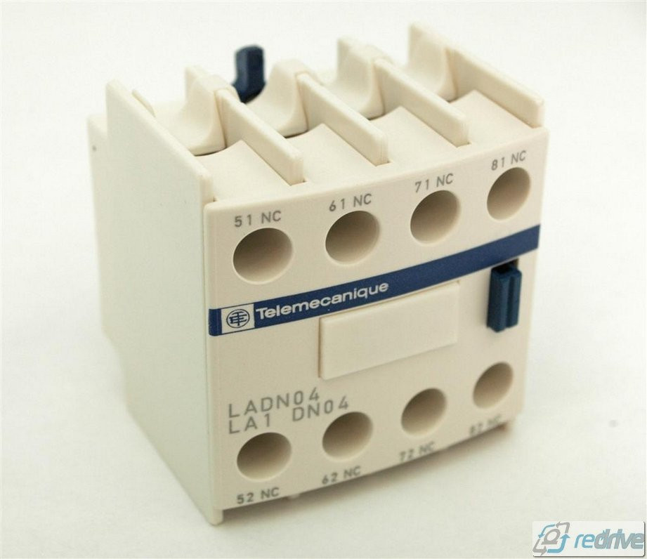Schneider LADN04C Auxiliary Contact Block  New in box