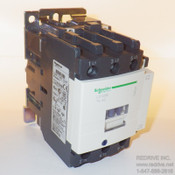 LC1D65G7 Schneider Electric Contactor Non-Reversing 80A 120VAC coil