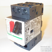 GV2ME08 Schneider Electric Motor Starter and Protector 4.0Amp 600VAC