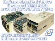 Yaskawa CIMR-37A Juspeed Drive 230 V 3.7 kW