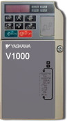 New CIMR-VU2A0004FAA Yaskawa V1000 AC DRIVE 240V 3-PH 4A 1/2HP VFD