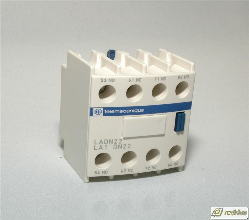 NEW TELEMECANIQUE LADN40 AUXILIARY CONTACT BLOCK