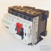 LC2D18G7 Schneider Electric Contactor Reversing 3-pole 32A 120VAC coil