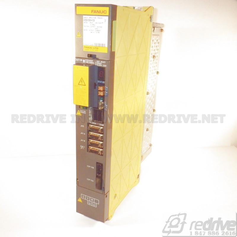 A06B-6096-H105 FANUC Servo Amplifier Module SVM1-80