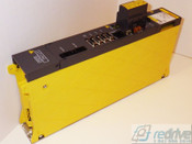 A06B-6096-H101 FANUC Servo Amplifier Module SVM1-12 FSSB alpha servo amp. Single axis A06B-6096 CNC AC servo drive.