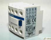 LADN31 Schneider Electric Contactor Auxiliary Contact Block IEC 600V
