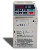 New CIMR-JUBA0001BAA Yaskawa J1000 AC DRIVE 240V 1-PH 1A 1/8HP VFD