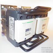 LC2D65G7 Schneider Electric Contactor Reversing 3-pole 80A 120VAC coil