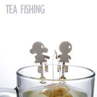 Tea Fishing - Set of 2 Tea Bag Holders