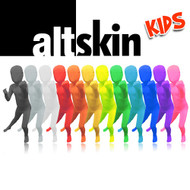 AltSkin Kids Full Body Stretch Fabric Suit - 3 Sizes, 20+ Colors/Patterns