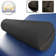 "9"" Diameter Deluxe Oversized Massage Table 25"" Full Bolster"