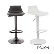 Tiglion Contemporary Adjustable Barstool
