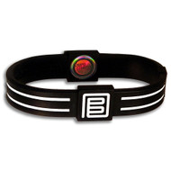 Pure Energy Duo Balance Band - Hologram Frequency Embedded Technology Silicone Bracelet