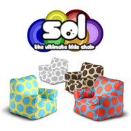 Sol Kids Indoor/Outdoor Anywhere Chair