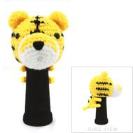 StitchHead Hand Stitched Yarn Animal Driver/Wood Head Cover - Custom Handmade Golf Club Headcover