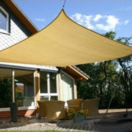 Modern Home Sail Shade Rectangle (20' x 20')