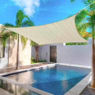 Modern Home Sail Shade Square (16.5' Sides)