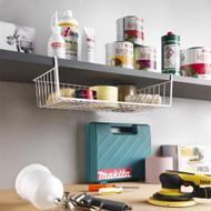 Modern Home Cabinet Wire Hanging Basket Shelves