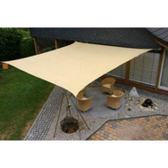 Modern Home Sail Shade Square (10' Sides)