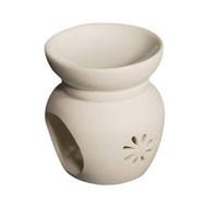 Royal Massage Tea Light Aromatherapy Oil Burner - Bowl Shaped with Holder