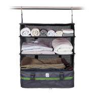 Pack and Fly Portable Luggage System - Packing Shelves & Packing Cube Organizer