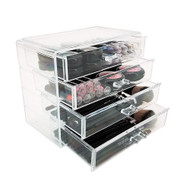 OnDisplay Lily 4 Drawer Cosmetic/Jewelry Organizer