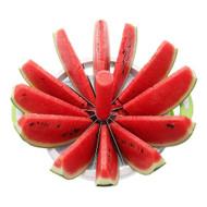 Modern Home Melon Slicer - Honeydew/Cantaloupe/Mini-watermelon Easy Slicing Tool - Medium Size