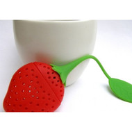 Strawberry Silicone Loose Tea Infuser