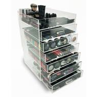 OnDisplay 7 Tier Acrylic Cosmetic/Makeup Organizer